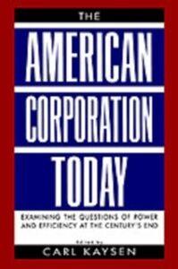 Foto Cover di American Corporation Today, Ebook inglese di  edito da Oxford University Press