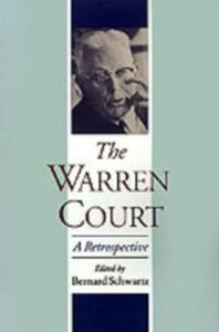 Ebook in inglese Warren Court: A Retrospective Schwartz, Bernard
