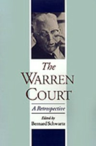 Ebook in inglese Warren Court: A Retrospective Schwartz, Bernard