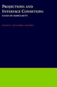 Ebook in inglese Projections and Interface Conditions: Essays on Modularity -, -
