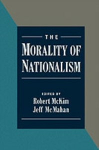 Ebook in inglese Morality of Nationalism -, -