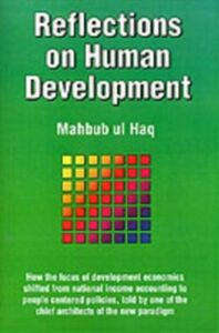Ebook in inglese Reflections on Human Development Haq, Mahbub ul