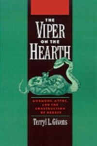 Foto Cover di Viper on the Hearth: Mormons, Myths, and the Construction of Heresy, Ebook inglese di Terryl Givens, edito da Oxford University Press