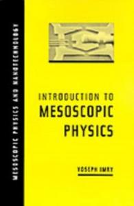 Ebook in inglese Introduction to Mesoscopic Physics Imry, Joseph