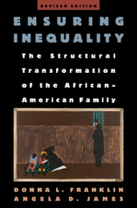 Ebook in inglese Ensuring Inequality: The Structural Transformation of the African-American Family, Revised Edition Franklin, Donna L. , James, Angela D.