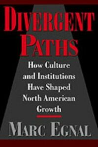 Ebook in inglese Divergent Paths Egnal, Marc
