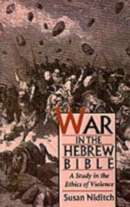 Foto Cover di War in the Hebrew Bible: A Study in the Ethics of Violence, Ebook inglese di Susan Niditch, edito da Oxford University Press