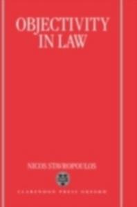 Ebook in inglese Law and Objectivity Greenawalt, Kent