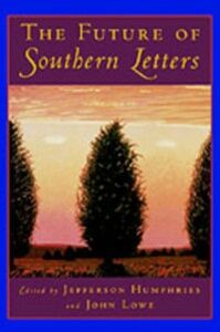 Ebook in inglese Future of Southern Letters