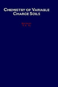 Ebook in inglese Chemistry of Variable Charge Soils -, -