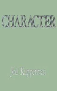Foto Cover di Character, Ebook inglese di Joel J. Kupperman, edito da Oxford University Press