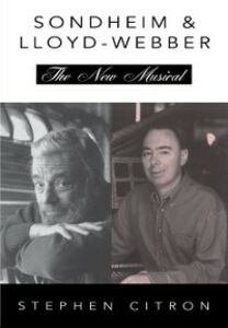 Foto Cover di Stephen Sondheim and Andrew Lloyd Webber: The New Musical, Ebook inglese di Stephen Citron, edito da Oxford University Press