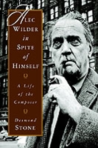 Ebook in inglese Alec Wilder in Spite of Himself: A Life of the Composer Stone, Desmond