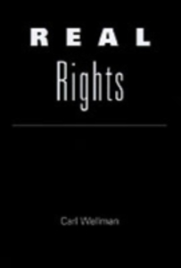Ebook in inglese Real Rights Wellman, Carl