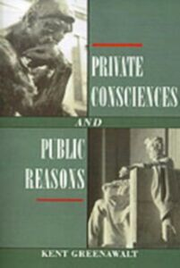Ebook in inglese Private Consciences and Public Reasons Greenawalt, Kent