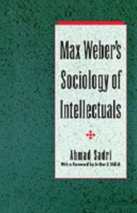 Ebook in inglese Max Weber's Sociology of Intellectuals Sadri, Ahmad