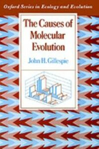Ebook in inglese Causes of Molecular Evolution Gillespie, John H.