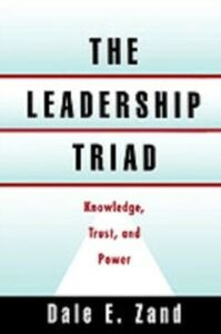 Ebook in inglese Leadership Triad: Knowledge, Trust, and Power Zand, Dale E.
