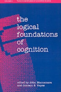 Ebook in inglese Logical Foundations of Cognition -, -