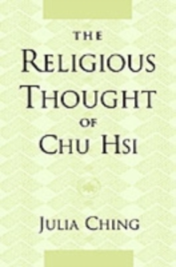 Ebook in inglese Religious Thought of Chu Hsi Ching, Julia