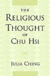 Religious Thought of Chu Hsi