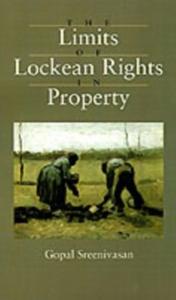 Ebook in inglese Limits of Lockean Rights in Property Sreenivasan, Gopal