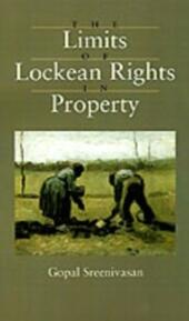 Limits of Lockean Rights in Property