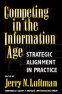 Ebook in inglese Competing in the Information Age Luftman, Jerry N.