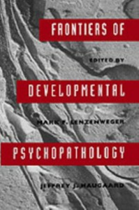 Ebook in inglese Frontiers of Developmental Psychopathology -, -