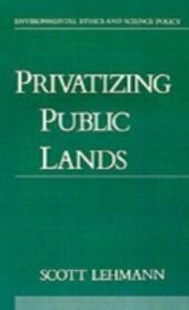 Privatizing Public Lands