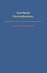 Ebook in inglese Interfacial Electrochemistry Schmickler, Wolfgang