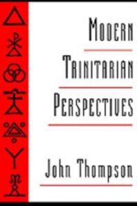 Ebook in inglese Modern Trinitarian Perspectives Thompson, John