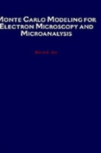 Ebook in inglese Monte Carlo Modeling for Electron Microscopy and Microanalysis Joy, David C.