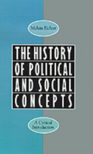 Ebook in inglese History of Political and Social Concepts: A Critical Introduction Richter, Melvin