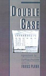 Ebook in inglese Double Case: Agreement by Suffixaufnahme