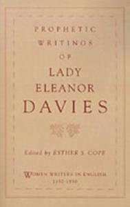 Ebook in inglese Prophetic Writings of Lady Eleanor Davies Davies, Eleanor