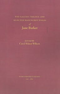 Ebook in inglese Galesia Trilogy and Selected Manuscript Poems of Jane Barker Barker, Jane