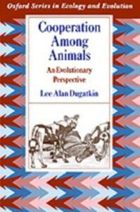 Ebook in inglese Cooperation among Animals: An Evolutionary Perspective Dugatkin, Lee Alan