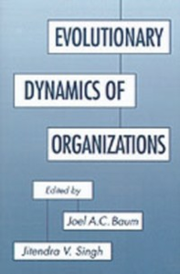 Ebook in inglese Evolutionary Dynamics of Organizations -, -