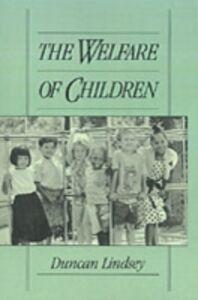 Foto Cover di Welfare of Children, Ebook inglese di LINDSEY DUNCAN, edito da Oxford University Press