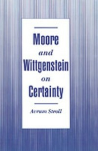 Ebook in inglese Moore and Wittgenstein on Certainty Stroll, Avrum