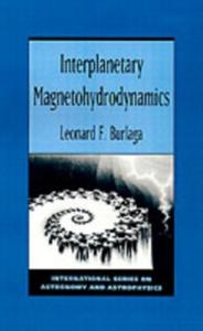 Ebook in inglese Interplanetary Magnetohydrodynamics Burlaga, L. F.