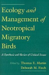 Ebook in inglese Ecology and Management of Neotropical Migratory Birds: A Synthesis and Review of Critical Issues -, -
