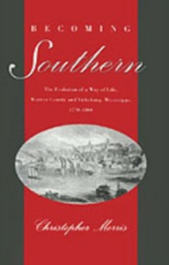 Ebook in inglese Becoming Southern Morris, Christopher