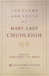 Ebook in inglese Poems and Prose of Mary, Lady Chudleigh Chudleigh, Mary, Lady