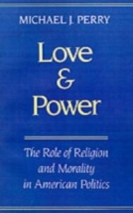 Ebook in inglese Love and Power Perry, Michael J.