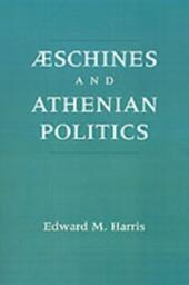 Aeschines and Athenian Politics