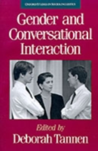 Ebook in inglese Gender and Conversational Interaction -, -