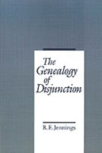 Foto Cover di Genealogy of Disjunction, Ebook inglese di R. E. Jennings, edito da Oxford University Press