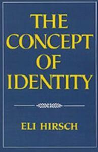 Foto Cover di Concept of Identity, Ebook inglese di Eli Hirsch, edito da Oxford University Press